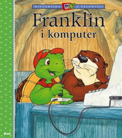 Franklin i komputer Bourgeoi Paulette