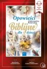 Opowieści Biblijne dla dzieci Polewska Alekasandra