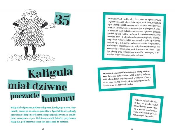 101 obrzydliwych faktów Mathilda Masters, Madeleine van der Raad