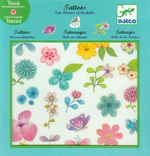 Tatuaże Kwiatki