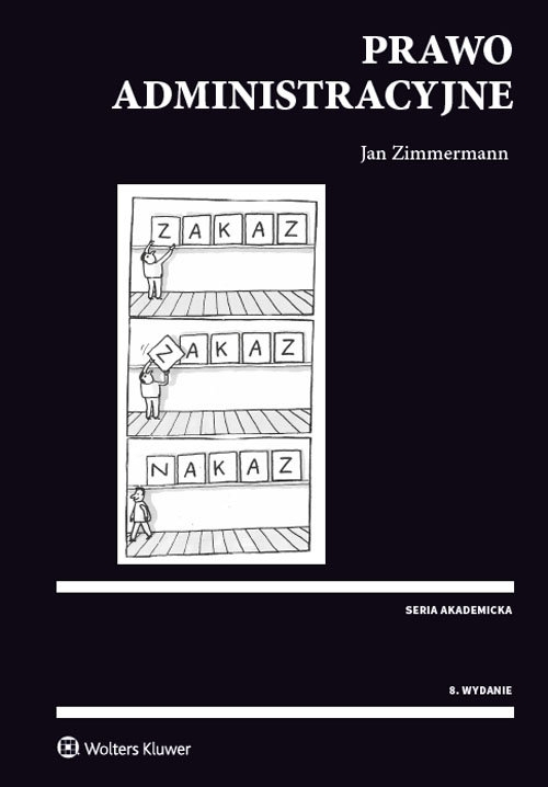 Prawo administracyjne Zimmermann Jan