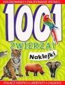 1001 zwierząt Naklejki praca zbiorowa
