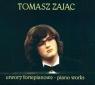 Utwory Fortepianowe. Piano Works. Tomasz Zając CD