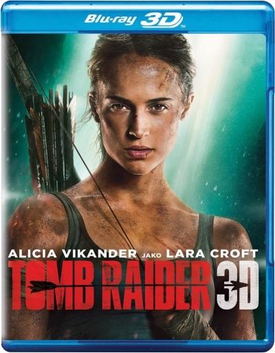 Tomb Raider (2 Blu-ray) 3D Roar Uthaug