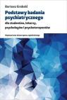 Podstawy badania psychiatrycznego