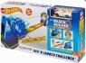 Hot Wheels Track Builder: Nakręcana Wyrzutnia + Auto (FLL02)