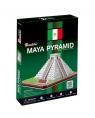 Puzzle 3D Maya Pyramid  (C073H)