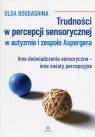 Trudności w percepcji sensorycznej w autyzmie i zespole Aspergera.