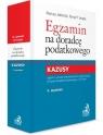 Egzamin na doradcę podatkowego Kazusy  Jabłoński Mariusz, Smęda Patryk Piotr