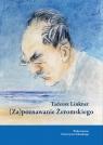 Zapoznawanie Żeromskiego Linkner Tadeusz