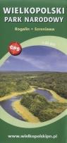 Wielkopolski Park Narodowy 1:25 000