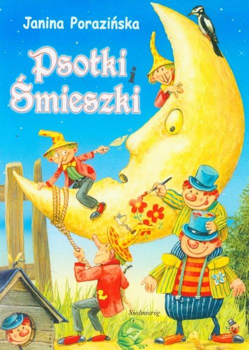 Psotki i śmieszki Porazińska Janina