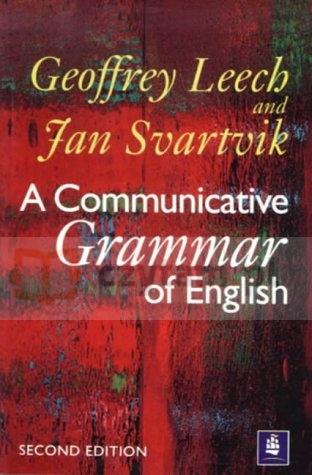 Communicative Grammar of English OOP