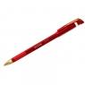 Berlingo: Długopis kulkowy xGold, czerwony (255132)