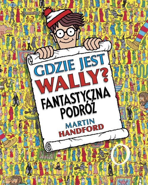 Gdzie jest Wally? Fantastyczna podróż Handford Martin
