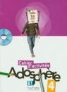 Adosphere 4 Zeszyt ćwiczeń z płytą CD Gallon Fabienne, Macquart-Martin Catherine