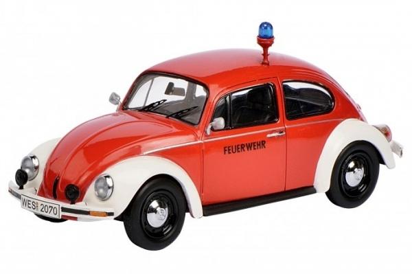 SCHUCO Volkswagen Käfer 1200 Feuerwehr