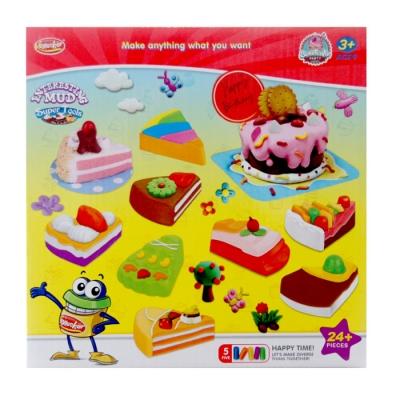 Ciastolina ciasta 23 elementów/pakowana 48