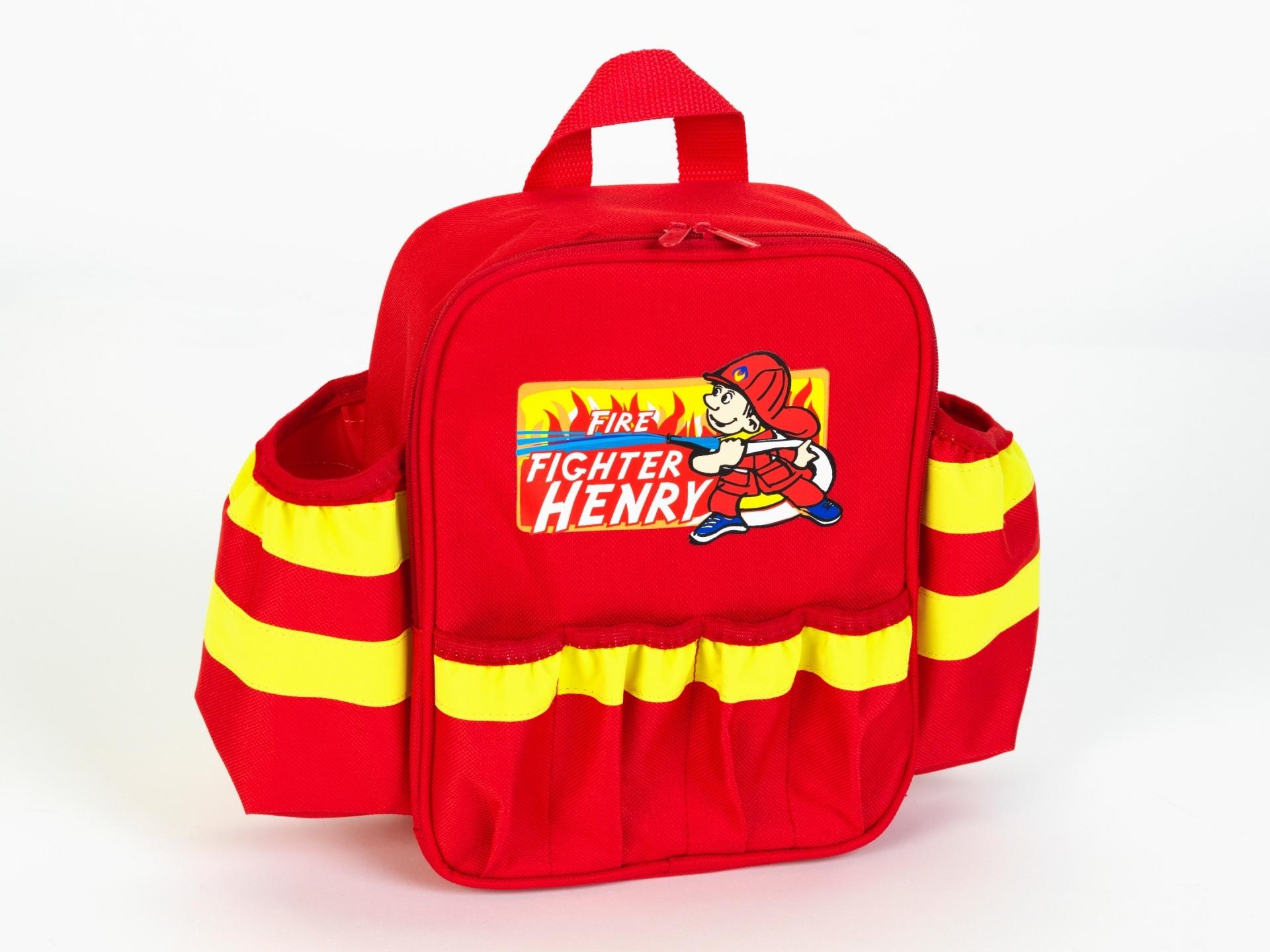 Plecaczek strażaka Henry'ego (Klein 8900)