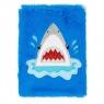 Pamiętnik pluszowy Shark (443202)