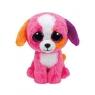 Maskotka Beanie Boos Precious - Różowy Piesek 24 cm (TY 37073)