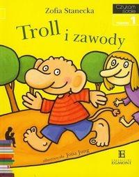 Czytam sobie Troll i zawody Stanecka Zofia