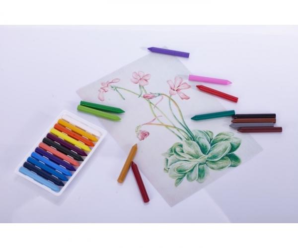 Kredki woskowe Premium Astra 24 kolory (316111003)