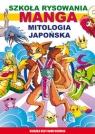 Manga Mitologia japońska Szkoła rysowania