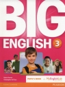 Big English 3 Pupil's Book with MyEnglishLab Herrera Mario, Sol Cruz Christopher
