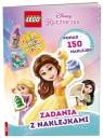 LEGO Disney Księżniczka Zadania z naklejkami