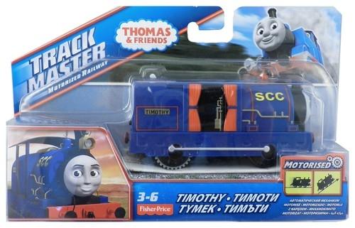 Tomek i przyjaciele małe lokomotywki Timothy  (CKW29)