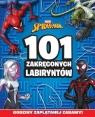 101 zakręconych labiryntów. Marvel Spider-Man praca zbiorowa