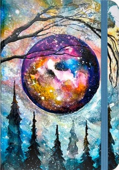 Notatnik mini Mistyczny Księżyc