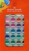 Farby akwarele 36 kolorów