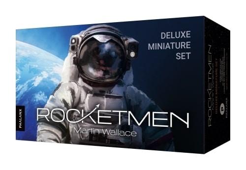 Rocketmen Zestaw figurek
