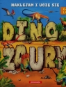 Dinozaury Naklejam i uczę się