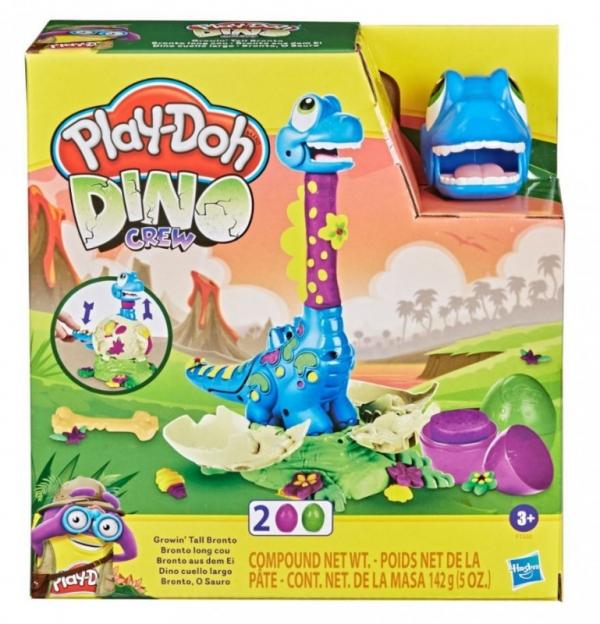 Ciastolina PlayDoh Wykluwający się Dinozaur (F1503)