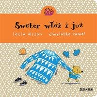 Sweter włóż i już Olsson Lotta