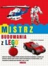 Mistrz budowania z LEGO Francesco Frangioja