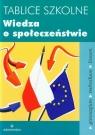Tablice szkolne Wiedza o społeczeństwie gimnazjum, technikum, liceum Sikorski Krzysztof