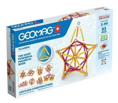 Geomag ECO Color - 93 elementy (GEO-273)
