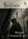 Maigret i hurtownik win Simenon Georges