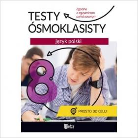 Testy ósmoklasisty Język polski