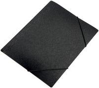 Focus teczka na gumkę A5 simple czarny