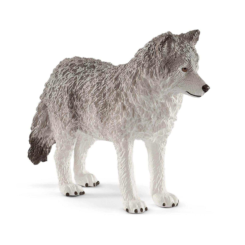Matka wilk i wilczki - Schleich (42472)