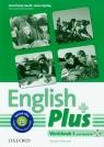 English Plus 3 Workbook z płytą CD
