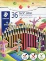 Kredki Noris colour Wopex sześciokątne 36 kolorów