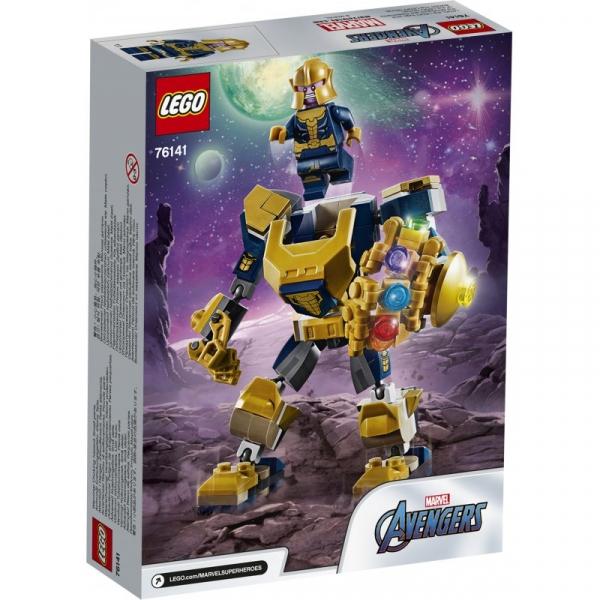 Lego Marvel Super Heroes: Mech Thanosa (76141)