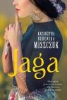 Jaga (wydanie kieszonkowe) Katarzyna Berenika Miszczuk