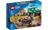 Lego City: Transporter łazika wyścigowego (60288) Wiek: 5+
